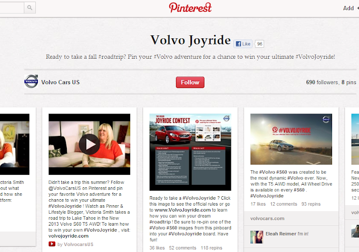 Volvo Joyride on Pinterest