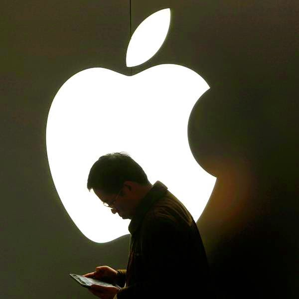Apple said it sold 35.2 million iPhones in the quarter, a rise of nearly 13% from the same period a year earlier.