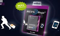 Alarme seguridad: SECU4Bags convierte tu smarpthone dispositivo antirrobo