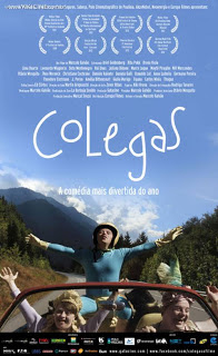 Colegas – BDRip AVI + RMVB Nacional