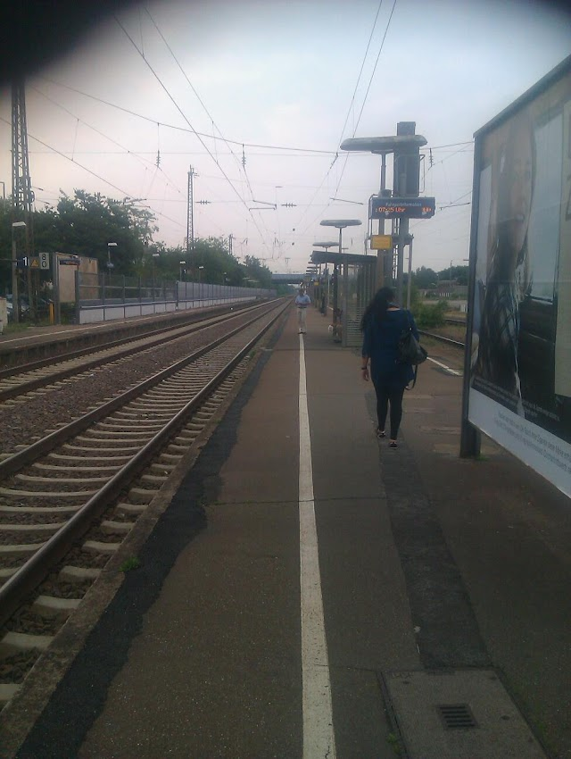 Rheinau Bahnhof