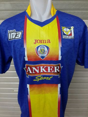 Jual Jersey Arema ISL 2014