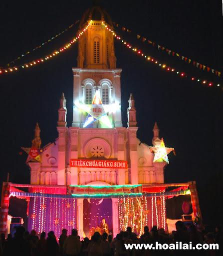 Hình ảnh Đêm Giáng Sinh - Đêm Yêu Thuơng tại Giáo Xứ Hoài Lai