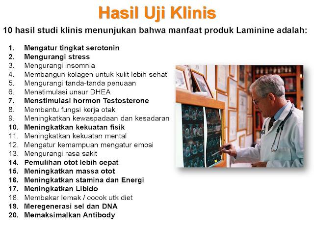 produk laminine Page 42 Laminine Nutrisi Herbal Bantu Penyembuhan Bakteremia & Sepsis