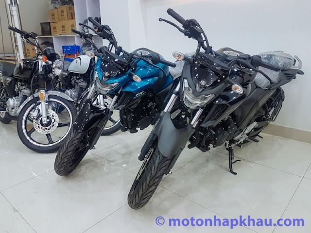 Yamaha FZ25 Thực Tế