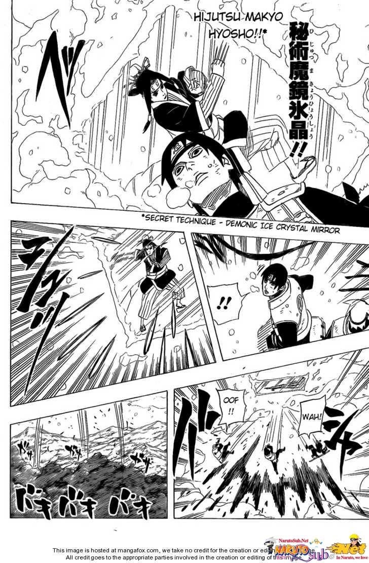 tz 11, Naruto chapter 521    NarutoSub