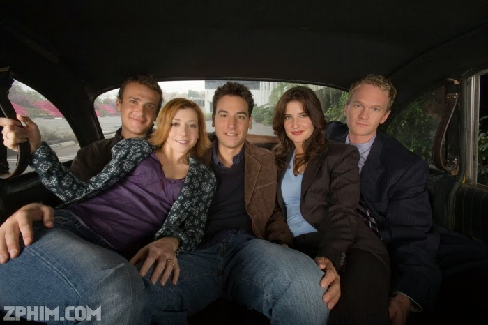 Ảnh trong phim Khi Bố Gặp Mẹ Phần 1 - How I Met Your Mother Season 1 1