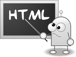 HTML Coded Posts Html-sign-point-clip-art