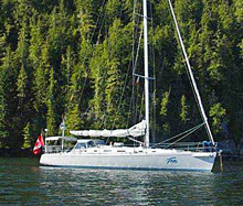 J/160 offshore passage-maker and cruising sailboat