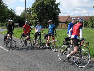 20110724 Stuart leading at Burnham Green