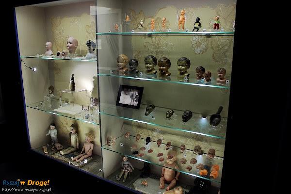Kielce Muzeum Zabawek i Zabawy - lalki