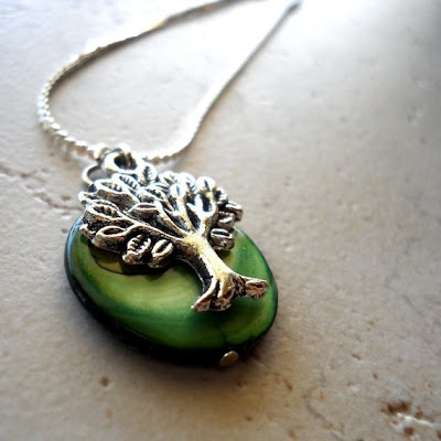 Tree of Life PEndant by Waterwaif