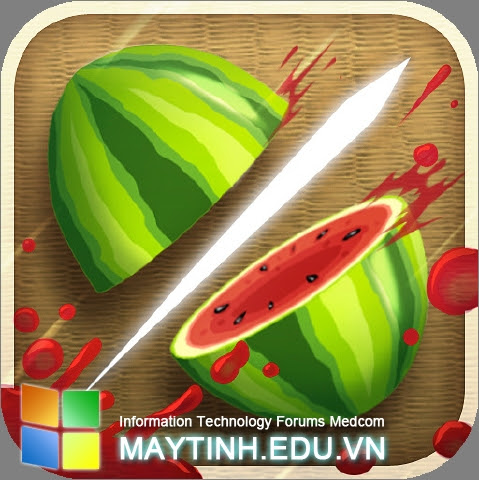 Download Fruit Ninja - Game chém hoa quả cho PC laptop