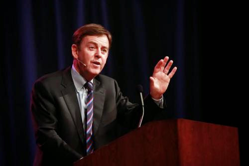 Alistair Begg The Evangelical Crisis