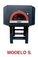 Fabrica de hornos de pizza profesionales para restaurantes pizzerías.  Contacto: Óscar Figueroa Tel. 0034 651039750 www.vulcanogres.com Oscar@vulcanogres.com
