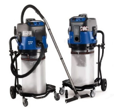 How to Select an Industrial Vacuum Cleaner?