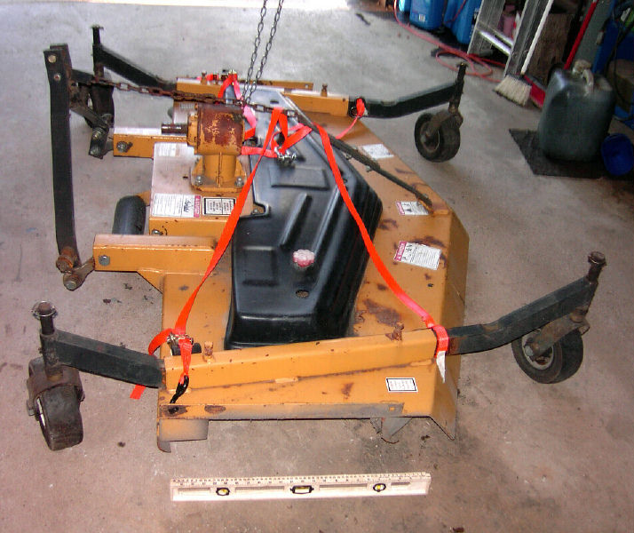 Best Finish Mower For Tractor : King kutter finish mower mytractorforum the