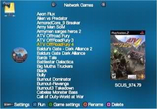 Cria o teu Avatar!: Open PS2 Loader: Homebrew Software