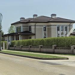 Отделка дома в Monteville 260 кв.м.