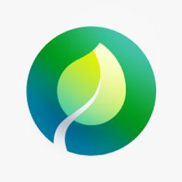 Organically logo