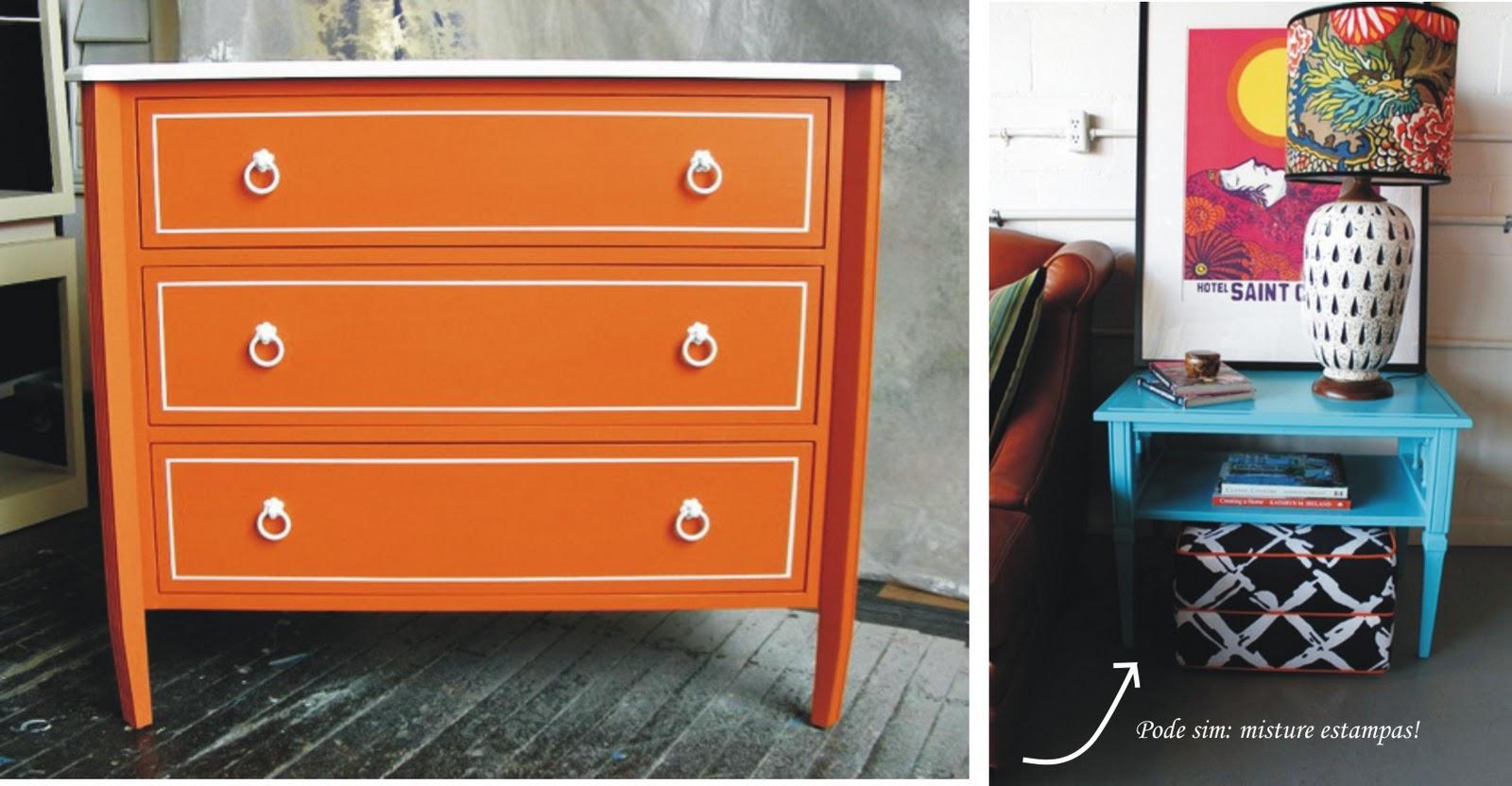 Móveis usados: renove com pintura!:Decoração Top #B0531B 1600x832