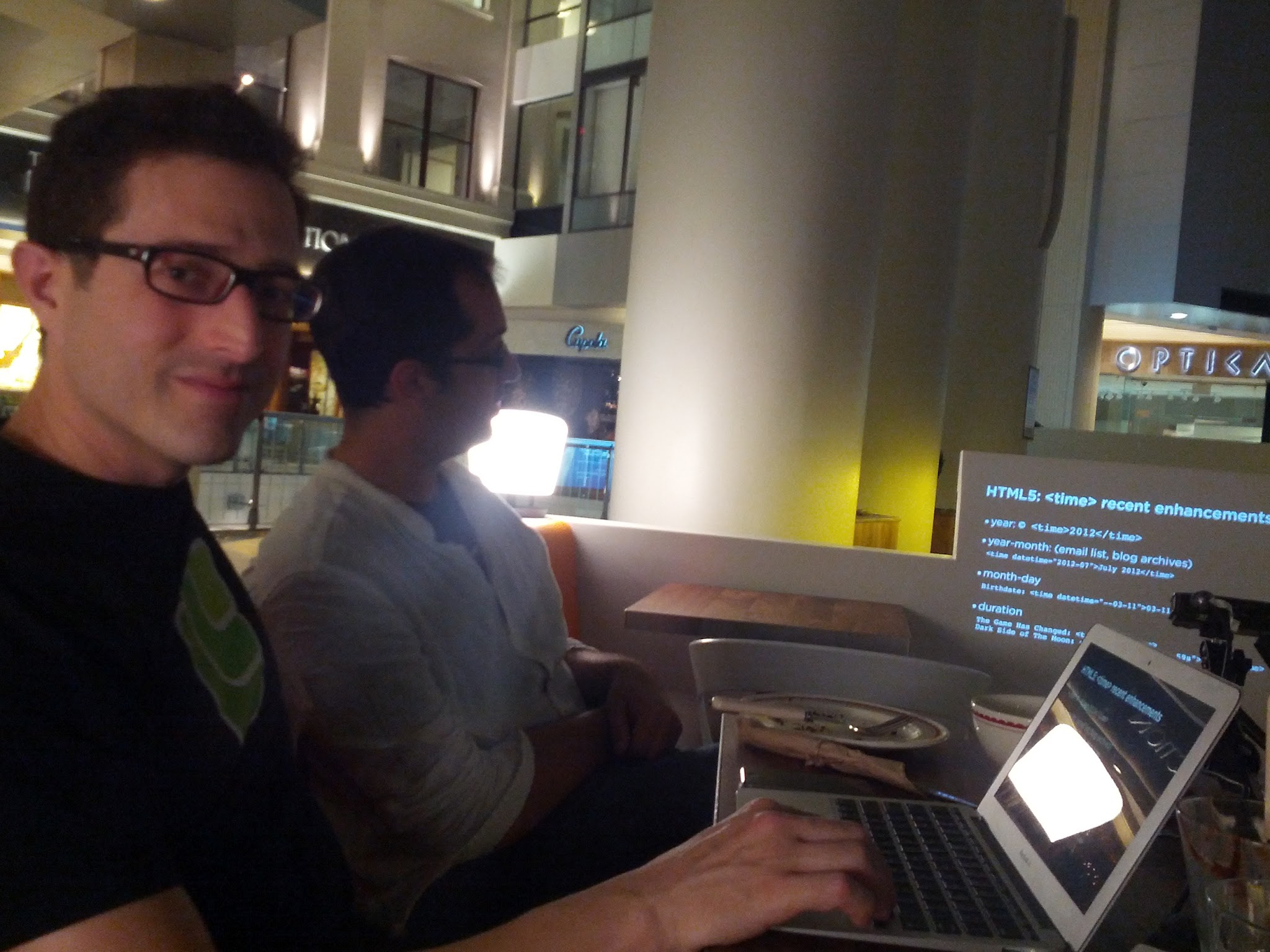 HTML5 & microformats2 meetup - San Francisco