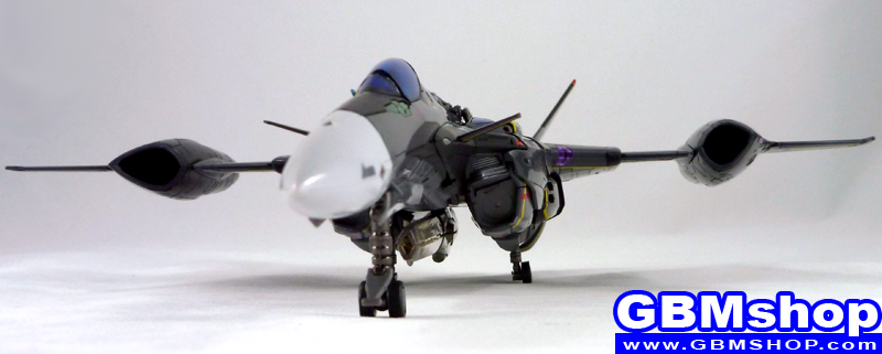 Macross Frontier YF-29 Durandal Ozma Lee Custom Fighter Mode
