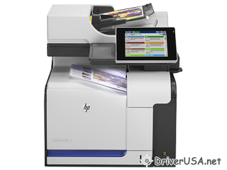 get driver HP LaserJet Enterprise 500 color MFP M575f