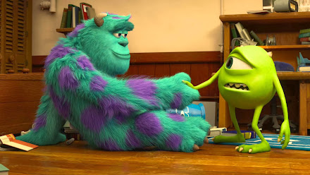 best scene of Monster university