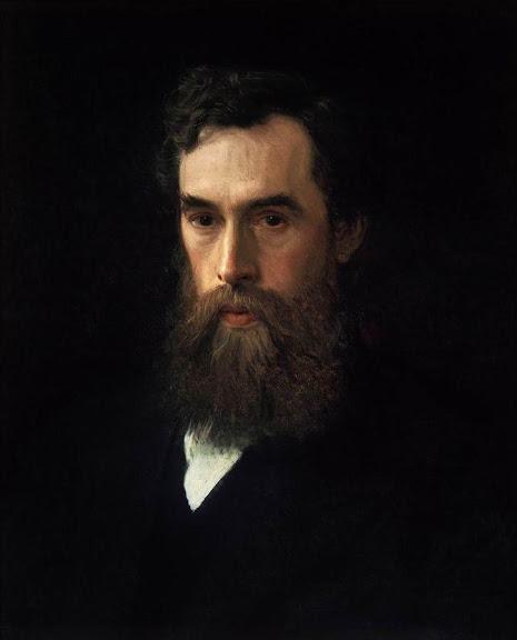 Ivan Kramskoy - Portrait of Pavel Mikhailovich Tretyakov. 1876