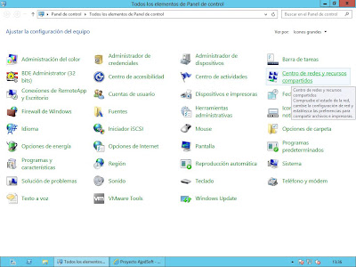 Requisitos iniciales para instalar Servicios de dominio de Active Directory y promoción a controlador de dominio W2012