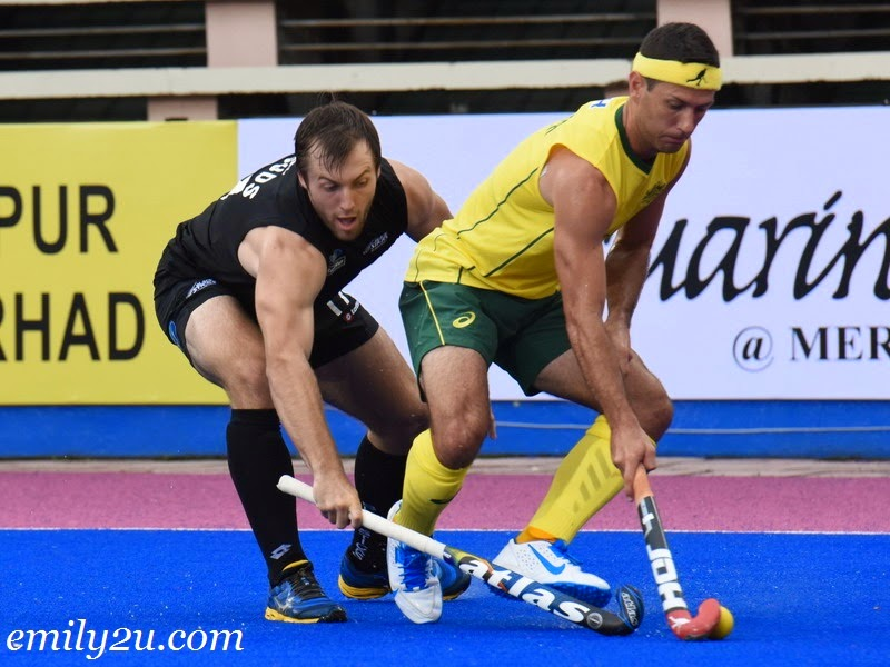 2015 Sultan Azlan Shah Cup – Match 11 – Australia (3) - New Zealand (1)