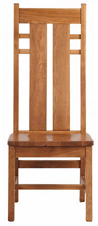 Seneca Chair in Classic Oil & Wax Cherry