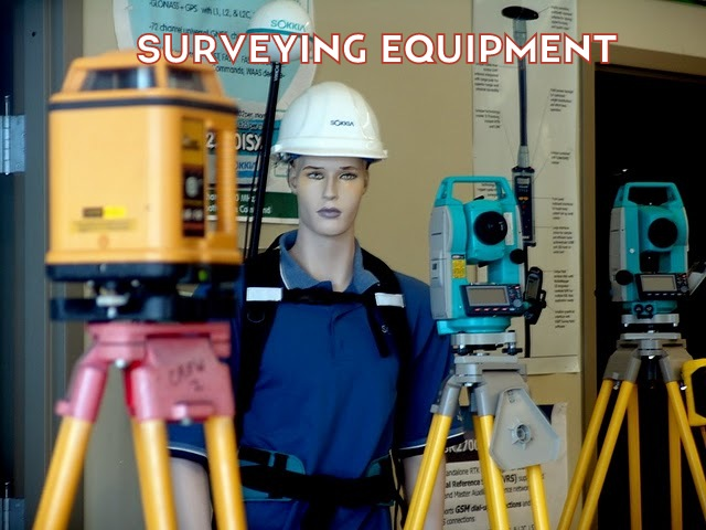 Surveying Equipment Photos