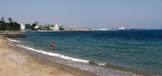 plaża miejska kos