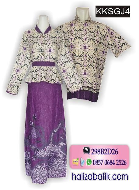 Sarimbit Batik Keluarga Grosir Batik Gamis Batik Dress