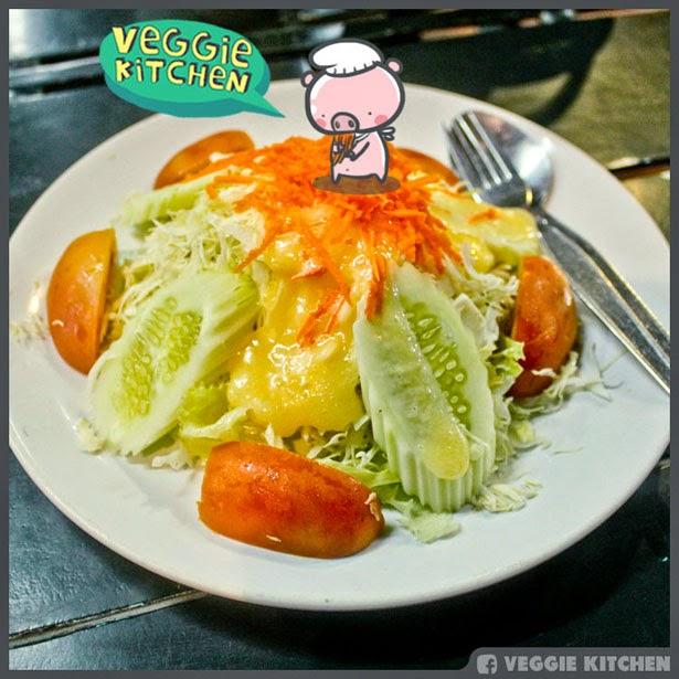 สลัดผัก