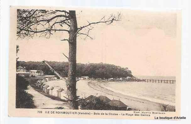 Cpa carte postale 1910 ile de noirmoutier 85 bois de la for 9 rue de la chaise sciences po