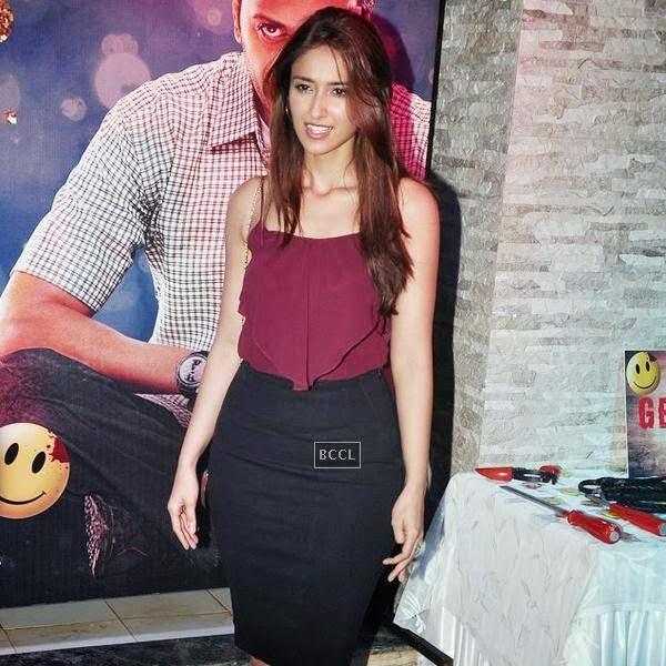Ileana D'Cruz at the success party of Bollywood movie 'Ek Villain', held at Ekta Kapoor's residence on July 15, 2014.(Pic: Viral Bhayani)