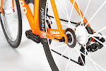 Orange Colnago C59 Italia Campagnolo Super Record EPS Complete Bike at twohubs.com