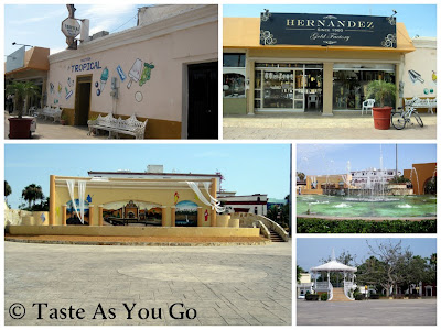 Downtown San Jose del Cabo in Los Cabos, Mexico - Photos by Taste As You Go