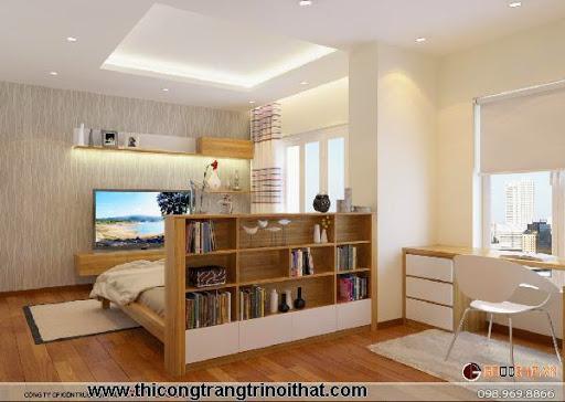 Bộ sưu tập các mẫu thiết kế phòng ngủ được ưa chuộng nhất hiện nay - <strong><em>Thi công trang trí nội thất</em></strong>-3