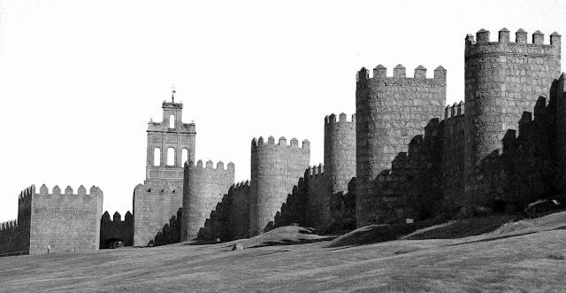 Murallas de la ciudad de Ávila