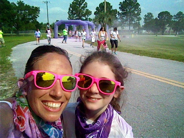 IMAG1413 Another Colorful Time! My Color Me Rad Recap