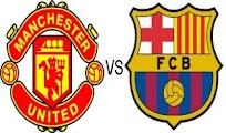 Barcelona Manchester U Amistoso 8 Agosto