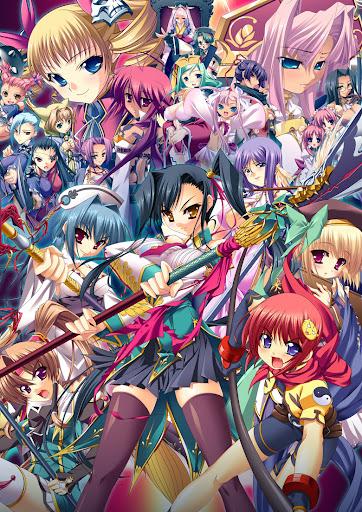 Koihime † Musou [12/12] + OVA Koihime-musou-2282151935