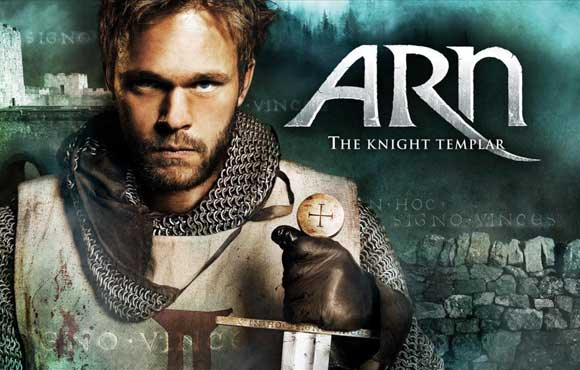 Arn Knight Templar movie poster