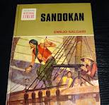 Comic Sandokan.emilio salgari 1ª edic