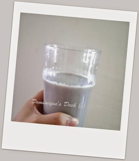 Black Soya Milk