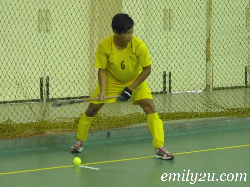 Piala Raja (Dato' Seri) Ashman Shah - National Indoor Hockey Tournament